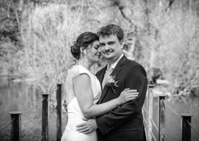 Photo de couple mariage réalisé au parc du patis à Meaux
